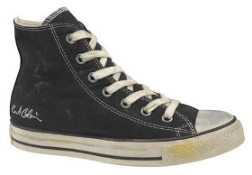 kurt cobain shoe