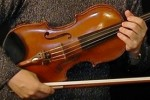violin