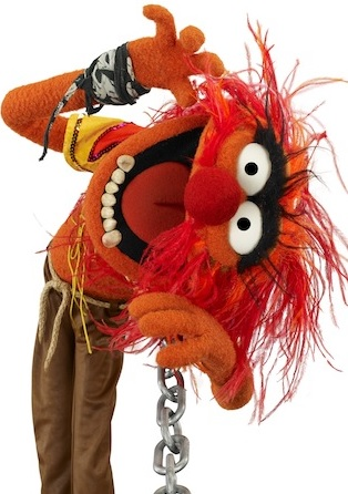 muppets character