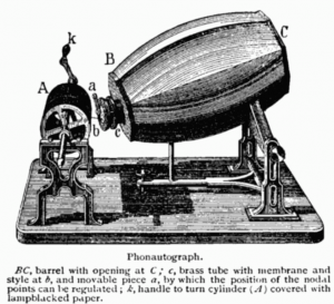 phonautograph