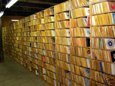 The biggest music collection in the world - Paul Mawhinney