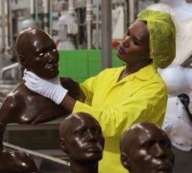 grace jones chocolate