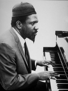 thelonius monk piano player