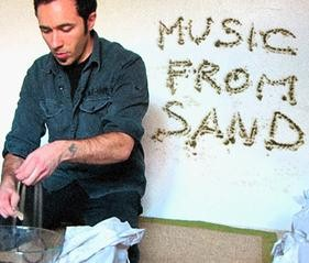 music from sand