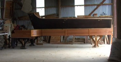 world largest piano