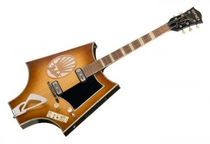 custom guitar christian benker