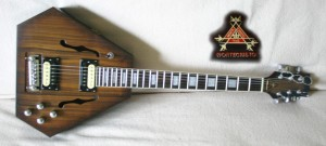 custom guitar montecristo
