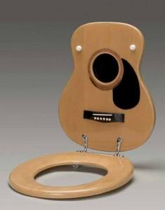 custom guitar seat