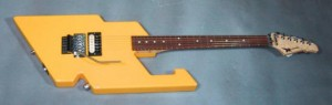 custom guitar wayne charvel