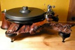 custom turntable