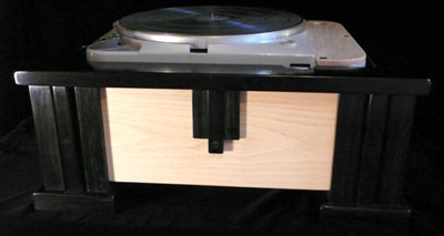 turntable deco joel scilley