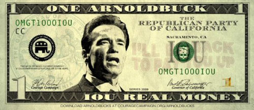 california arnold bucks