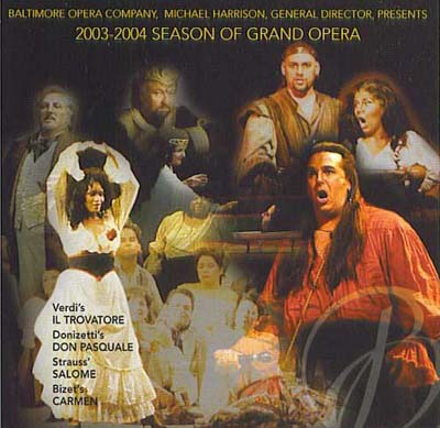 the baltimore opera