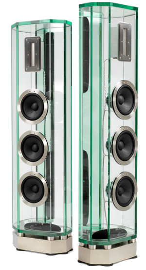 crystal cable arabesque speakers
