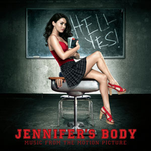 soundtrack jennifer's body