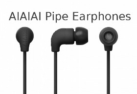 aiaiai pipe earphones