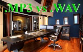 wav vs mp3