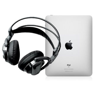 apple ipad modern dj