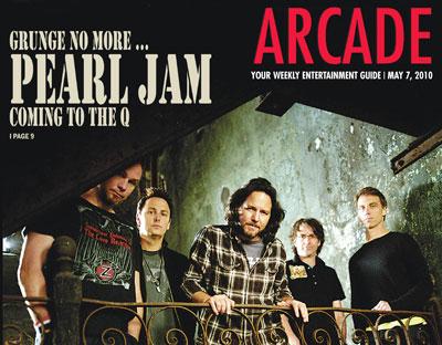 grunge music pearl jam
