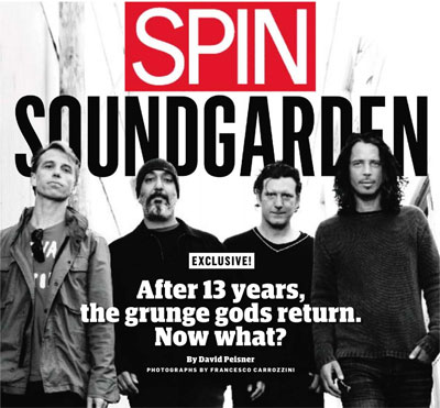 grunge music soundgarden