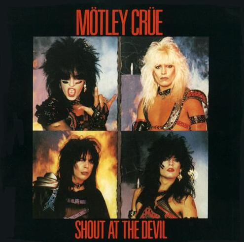band name motley crue
