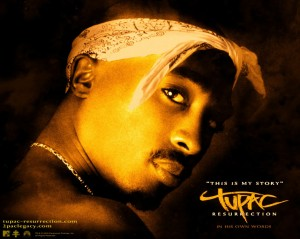 tupac shakur resurrection