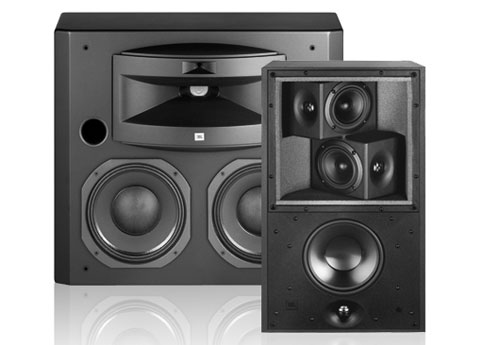 JBL Synthesis Atlas speakers