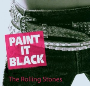 rolling stones paint it black
