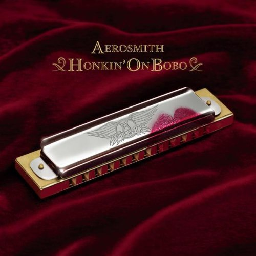 rock band aerosmith album honkin on bobo