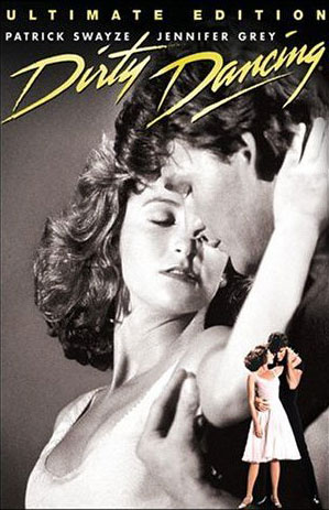 dirty dancing patrick swayze