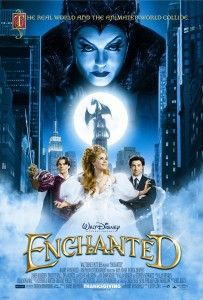 actress amy adams in enchanted