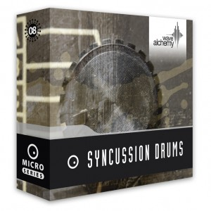drum synthesizer syncussion drums