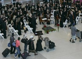 airport orchestra
