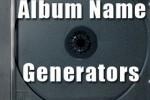 album name generator