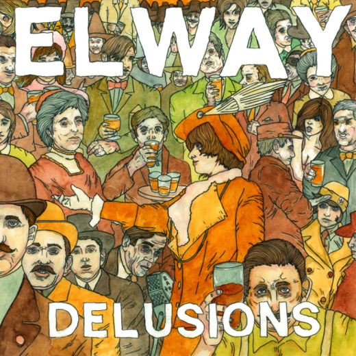 american rock band elway album delusions