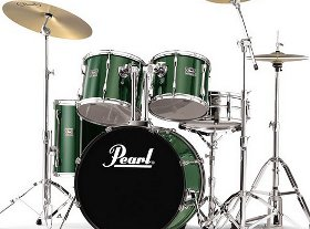 pearl drums