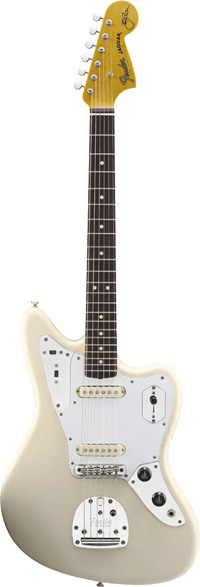 Fender Guitar Johnny Marr Jaguar