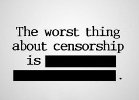 censorship
