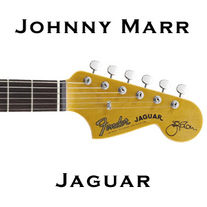 Fender Signature Guitar Johnny Marr Jaguar
