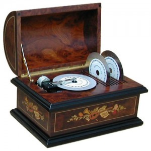 disc music box