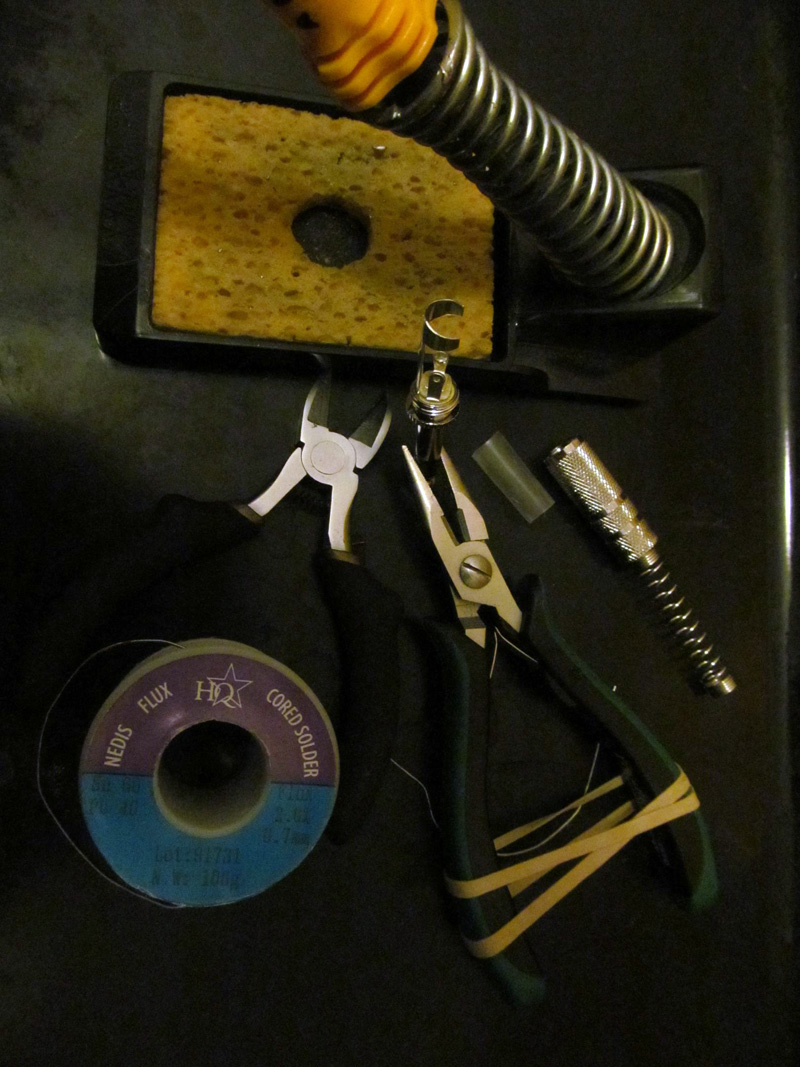 Learn To Solder And Repair Audio Cables Together With 1 4 Inch Xlr Wiring Diagram As Well Trs Cable Required Tools Soldering