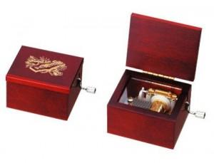 sankyo seiki music box