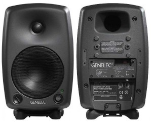 Genelec 8030 Studio Monitors