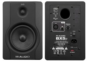 M-Audio Studiophile BS5 D2 Studio Monitors