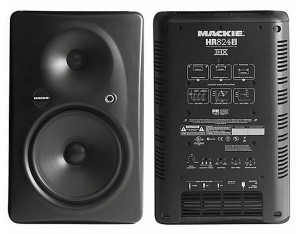 Mackie HR824 MK2 Studio Monitors