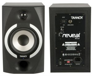 Tannoy Reveal 501A Studio Monitors