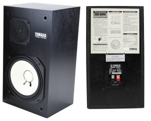 Yamaha NS-10M Studio Monitors