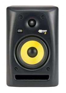 KRK RP5G2 Rokit G2 5In Powered Studio Monitor