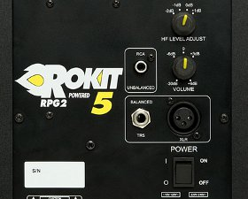 KRK Rokit 5 G2 Powered Studio Monitor