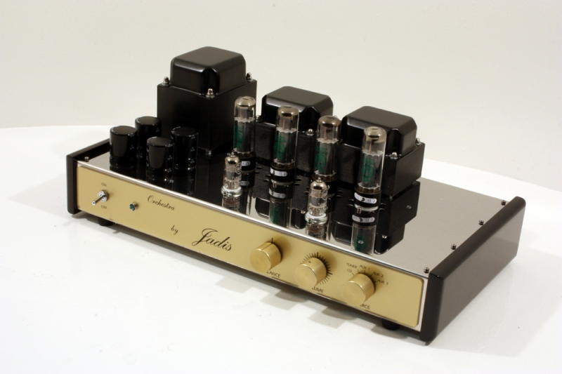 Jadis Amplifier